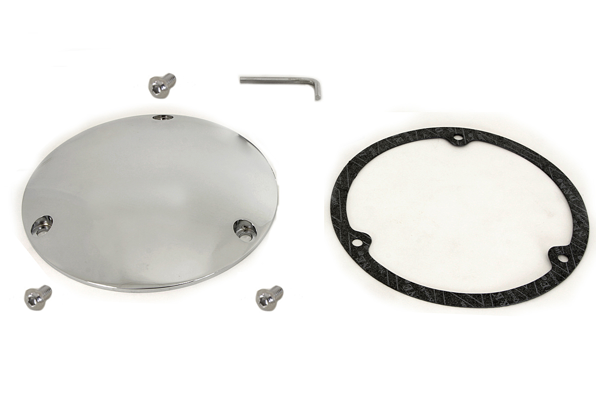 V-Twin 42-0605 - Dome Derby Cover Kit